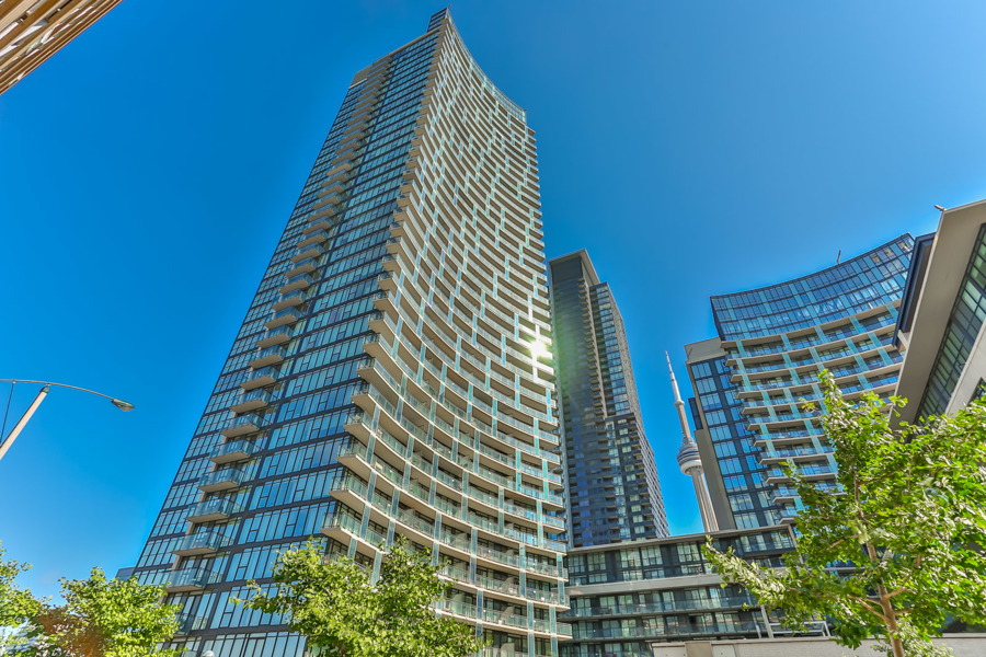 Exclusive Listing: 2-Bed + Den, 2-Bath Condo @ Concord CityPlace
