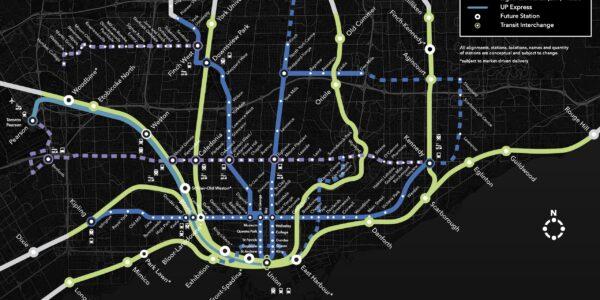 Toronto-Region-Map