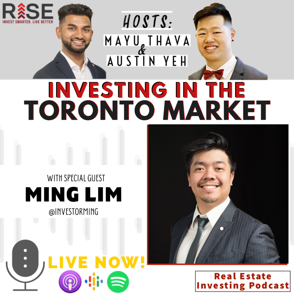 RISEPodcast: Investing in the Toronto Market with Ming Lim